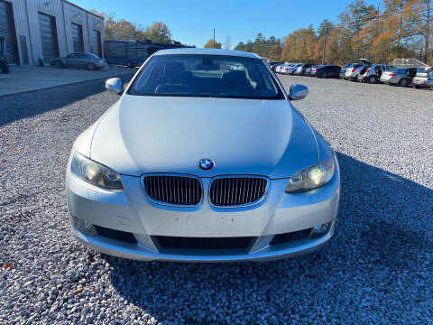 2010 BMW 3 Series for sale at Alpha Automotive in Odenville AL