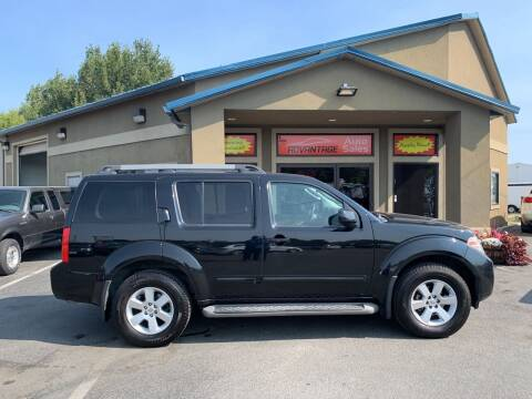 2012 Nissan Pathfinder for sale at Advantage Auto Sales in Garden City ID