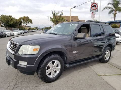 2007 Ford Explorer for sale at Olympic Motors in Los Angeles CA