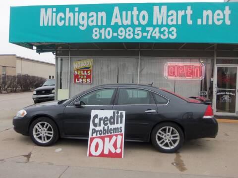 2013 Chevrolet Impala for sale at Michigan Auto Mart in Port Huron MI