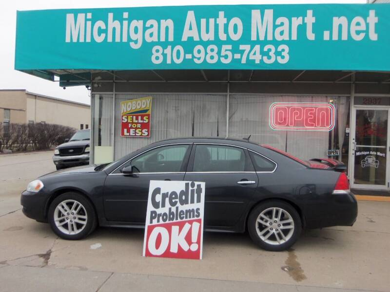 2013 Chevrolet Impala for sale at Michigan Auto Mart in Port Huron MI