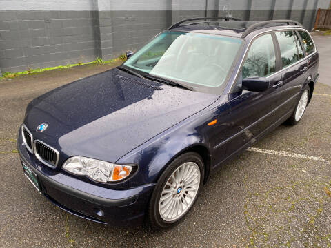2002 BMW 3 Series for sale at APX Auto Brokers in Lynnwood WA