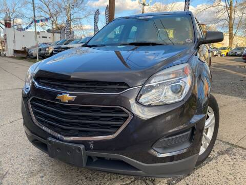 2016 Chevrolet Equinox for sale at Best Cars R Us in Plainfield NJ