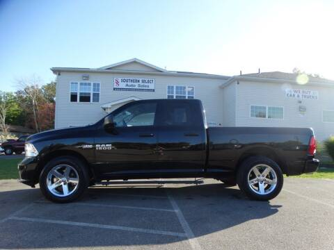 2013 RAM Ram Pickup 1500 for sale at SOUTHERN SELECT AUTO SALES in Medina OH