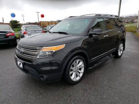 2013 Ford Explorer for sale at Hi-Lo Auto Sales in Frederick MD