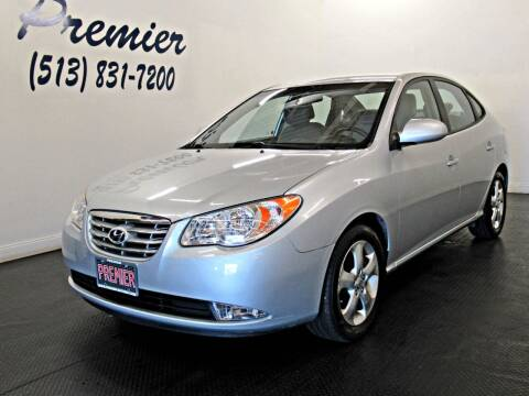 2010 Hyundai Elantra for sale at Premier Automotive Group in Milford OH