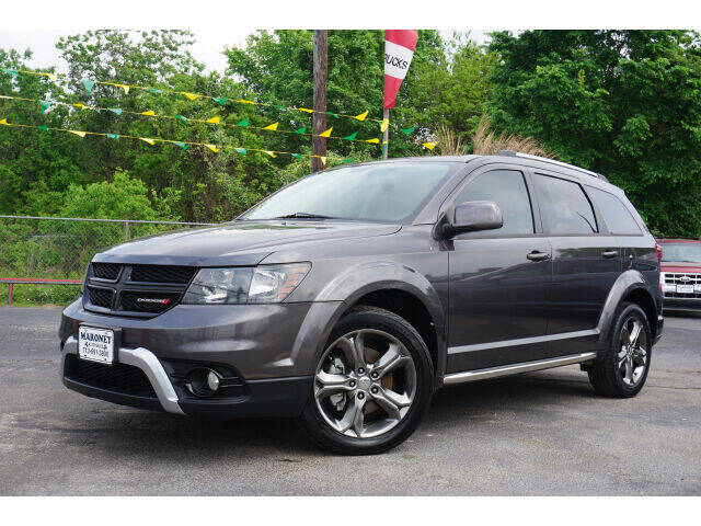 2016 Dodge Journey for sale at Maroney Auto Sales in Humble TX