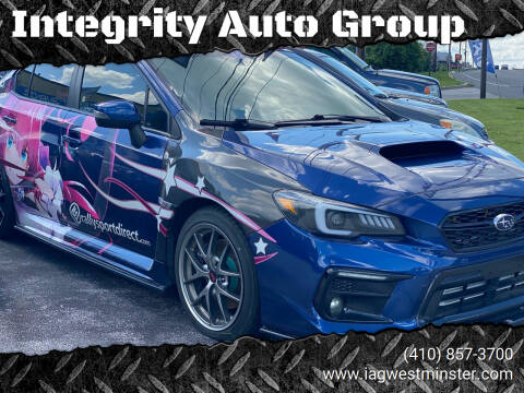 2015 Subaru WRX for sale at Integrity Auto Group in Westminister MD