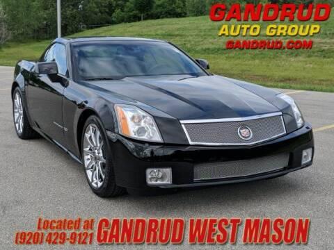 2008 Cadillac XLR-V for sale at GANDRUD CHEVROLET in Green Bay WI