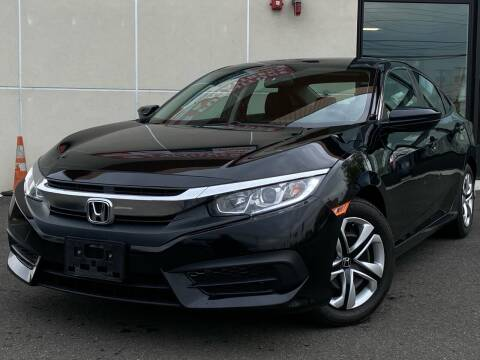 2017 Honda Civic for sale at MAGIC AUTO SALES in Little Ferry NJ