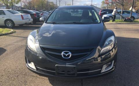 2012 Mazda MAZDA6 for sale at Advantage Motors in Newport News VA