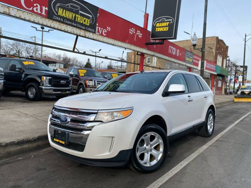2011 Ford Edge for sale at Manny Trucks in Chicago IL