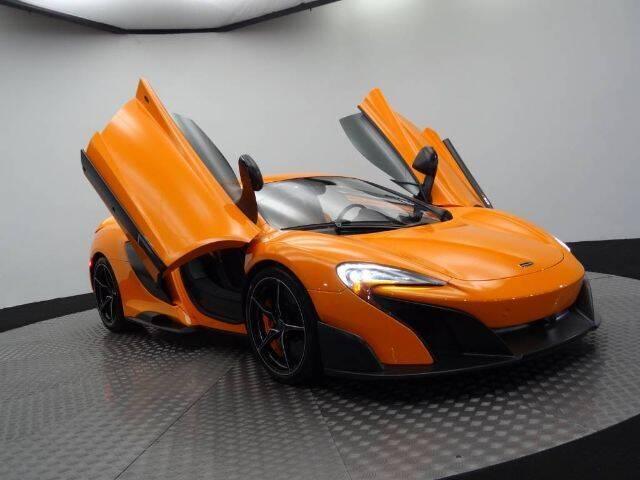 2016 McLaren 675LT for sale at Motorcars Washington in Chantilly VA