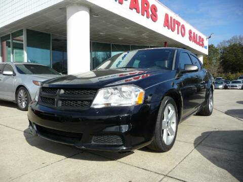 2012 Dodge Avenger for sale at Pars Auto Sales Inc in Stone Mountain GA