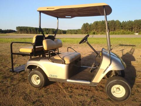 2013 E-Z-GO TXT for sale at Elk Creek Motors LLC in Park Rapids MN