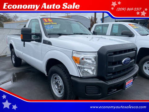 2016 Ford F-250 Super Duty for sale at Economy Auto Sale in Modesto CA
