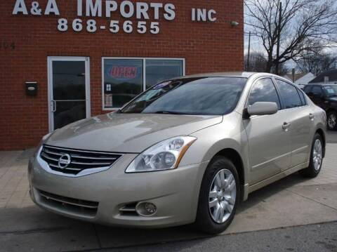 2011 Nissan Altima for sale at A & A IMPORTS OF TN in Madison TN