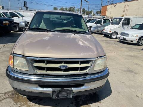 1998 Ford F-150 for sale at OCEAN IMPORTS in Midway City CA