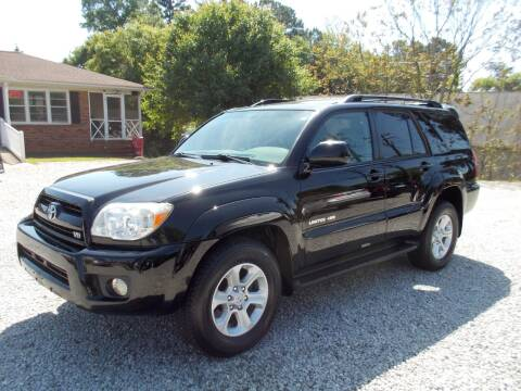 2007 Toyota 4Runner for sale at Carolina Auto Connection & Motorsports in Spartanburg SC
