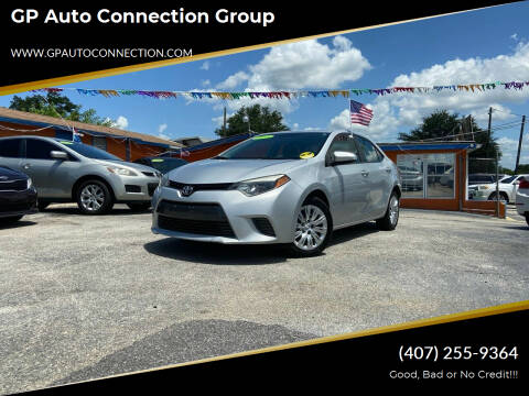 2014 Toyota Corolla for sale at GP Auto Connection Group in Haines City FL