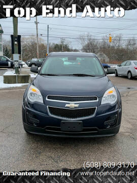 2015 Chevrolet Equinox for sale at Top End Auto in North Atteboro MA