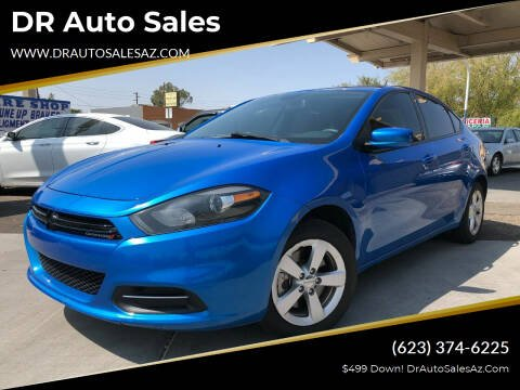 2015 Dodge Dart for sale at DR Auto Sales in Glendale AZ