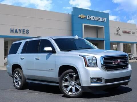 2016 GMC Yukon for sale at HAYES CHEVROLET Buick GMC Cadillac Inc in Alto GA