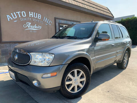 2005 Buick Rainier for sale at Auto Hub, Inc. in Anaheim CA