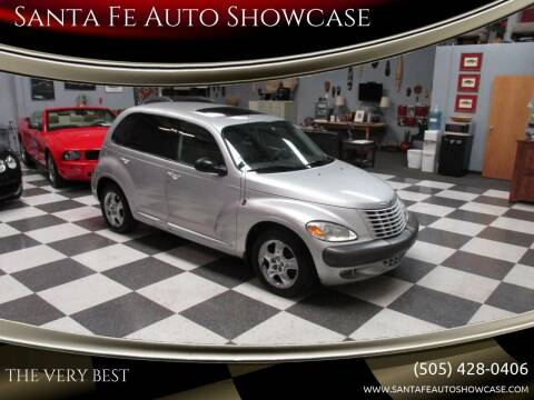 2001 Chrysler PT Cruiser for sale at Santa Fe Auto Showcase in Santa Fe NM