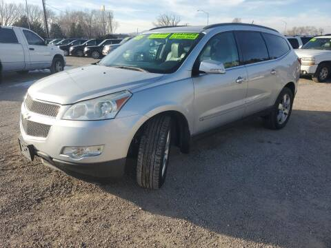 2009 Chevrolet Traverse for sale at Canyon View Auto Sales in Cedar City UT