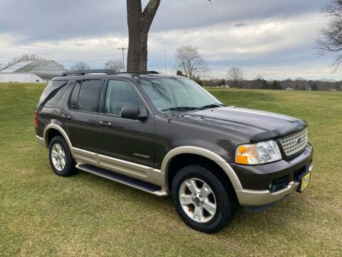 2005 Ford Explorer for sale at Good Value Cars Inc in Norristown PA