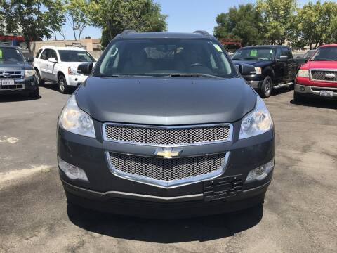 2010 Chevrolet Traverse for sale at EXPRESS CREDIT MOTORS in San Jose CA