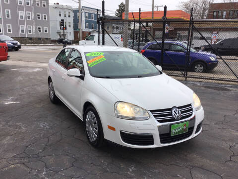 2009 Volkswagen Jetta for sale at Adams Street Motor Company LLC in Dorchester MA