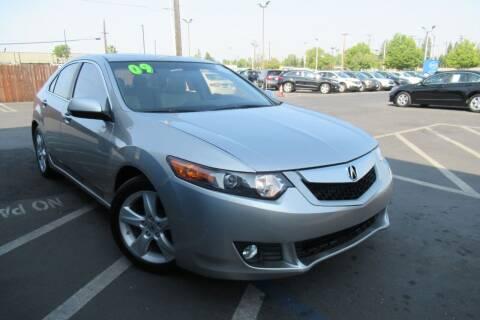 2009 Acura TSX for sale at Choice Auto & Truck in Sacramento CA