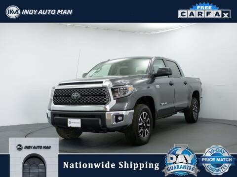 2018 Toyota Tundra for sale at INDY AUTO MAN in Indianapolis IN