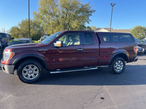 2010 Ford F-150 for sale at All In Auto Inc in Palatine IL