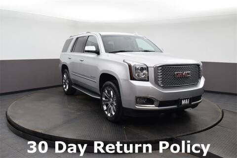 2015 GMC Yukon for sale at M & I Imports in Highland Park IL