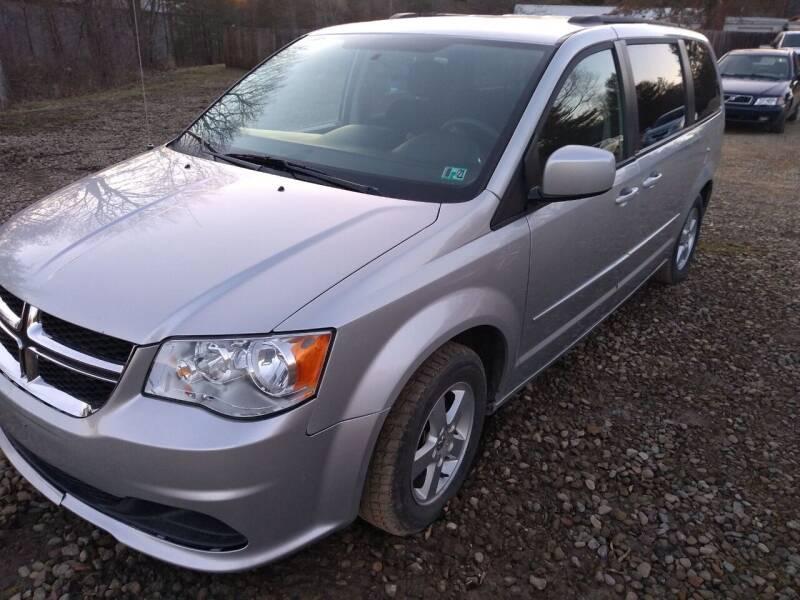 2012 Dodge Grand Caravan for sale at Seneca Motors, Inc. (Seneca PA) in Seneca PA