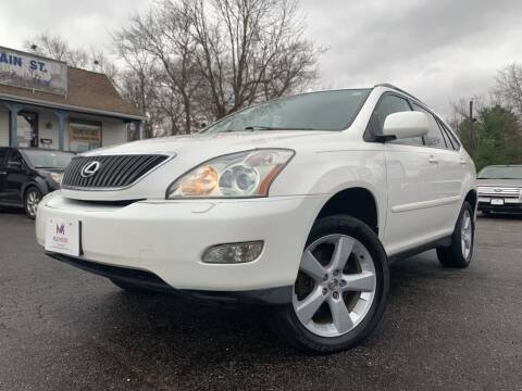 2004 Lexus RX 330 for sale at Mega Motors in West Bridgewater MA