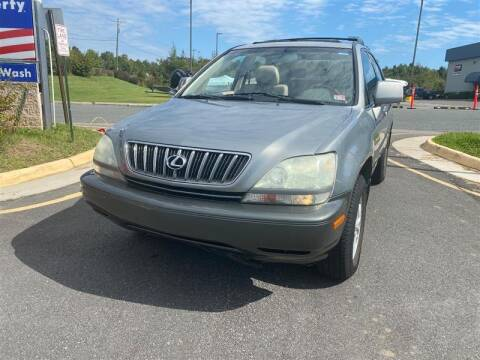 2003 Lexus RX 300 for sale at CarXpress in Fredericksburg VA