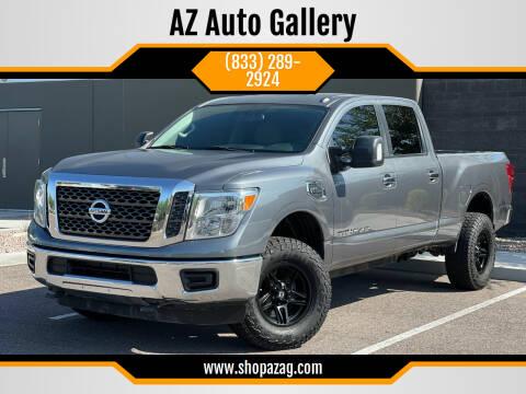 2016 Nissan Titan XD for sale at AZ Auto Gallery in Mesa AZ