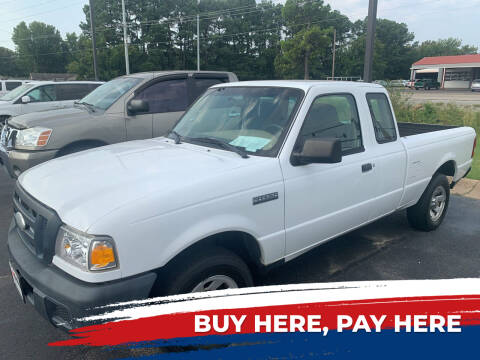 2007 Ford Ranger for sale at Auto Credit Xpress - Jonesboro in Jonesboro AR