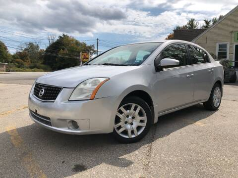 2009 Nissan Sentra for sale at J's Auto Exchange in Derry NH
