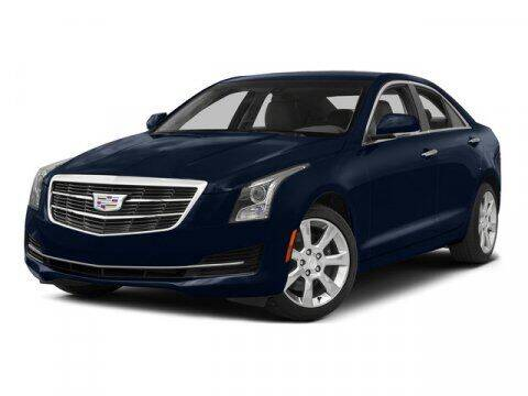 2015 Cadillac ATS for sale at Stephen Wade Pre-Owned Supercenter in Saint George UT