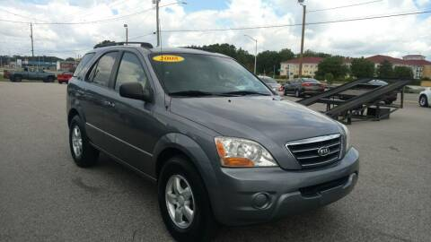 2008 Kia Sorento for sale at Kelly & Kelly Supermarket of Cars in Fayetteville NC