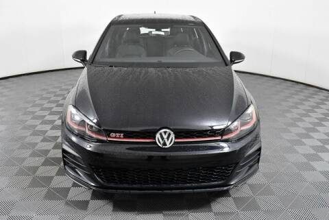 2021 Volkswagen Golf GTI for sale at Southern Auto Solutions-Jim Ellis Volkswagen Atlan in Marietta GA