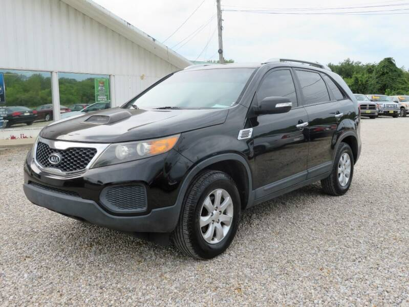 2011 Kia Sorento for sale at Low Cost Cars in Circleville OH