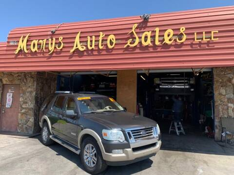 2007 Ford Explorer for sale at Marys Auto Sales in Phoenix AZ