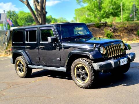 2014 Jeep Wrangler Unlimited for sale at Flying Wheels in Danville NH
