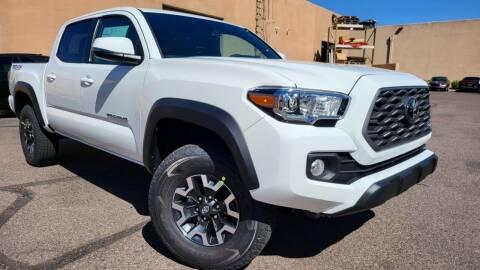 2021 Toyota Tacoma for sale at Arizona Auto Resource in Tempe AZ
